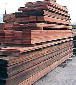 Ojai Lumber Redwood